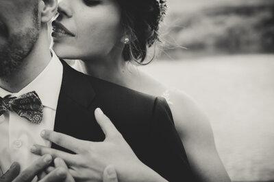 Vuestra historia de amor narrada en un reportaje de boda fresco y natural