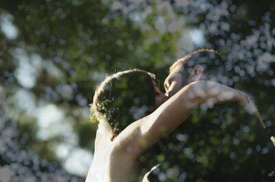 alCuadrado: la emoción de capturar recuerdos a través de vídeos de boda personales, emotivos y de autor