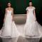 In occasione di Sì Sposa Italia 2012, stilisti di fama internazionale hanno presentato le collezioni 2013