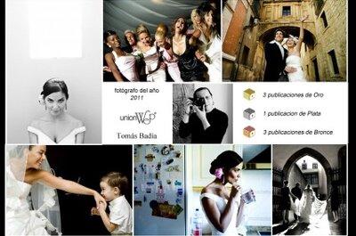 UnionWep entrega los premios de fotografía de boda 2011