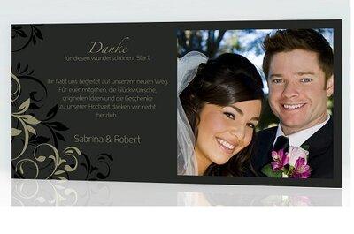 Schöne Karten zur Hochzeit von CardbyCard