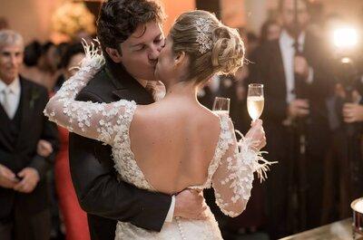 Casamento de Carla & Henrique Otavio: Copacabana Palace e Antiga Sé são os cenários de um dia inesquecível!