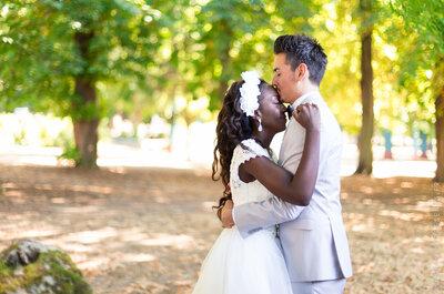L'émouvant mariage rempli de tolérance de D & S