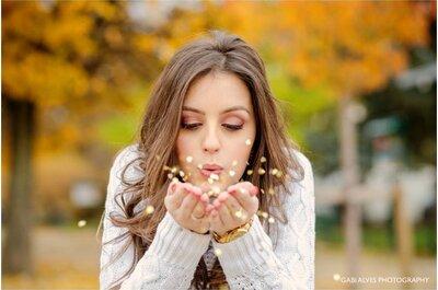 9 passos para ser a noiva mais feliz do mundo: o último é o melhor!