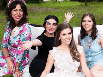 5 wichtige Freundinnen der Braut: Sie sind der notwendigste Teil Ihrer Gästeliste!