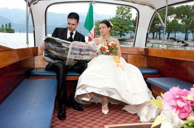 La proposta di matrimonio vista da lui