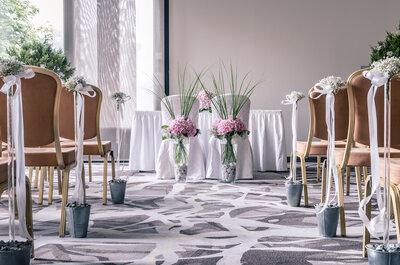Heiraten mitten in Zürich –Das Marriott Hotel verrät, worauf es bei der Hochzeitsplanung ankommt