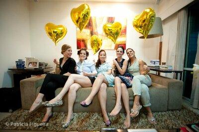 Criatividade na hora de convidar suas madrinhas de casamento