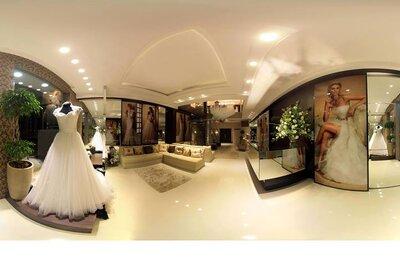 Como escolher seu vestido de noiva perfeito com a Maison Veridiane?