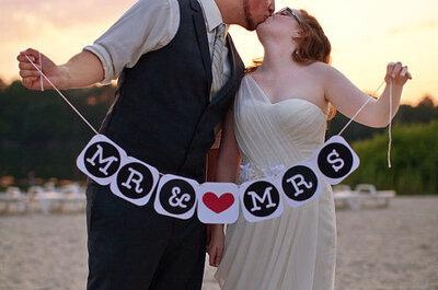 Must-haves für eine romantische Strandhochzeit