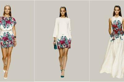 Flores pra que te quero: vestidos florais para convidadas de casamento