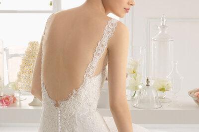 5 créateurs de renom pour des robes de mariée dos nu superbes