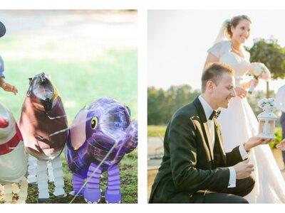 Wie beschäftigen wir die Kinder bei der Hochzeit? 10 Tipps von Hochzeitsplanern