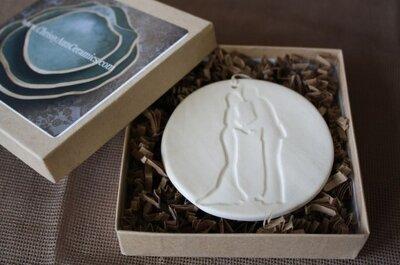 Winner: Chrissy Ann Ceramics Ornament Giveaway