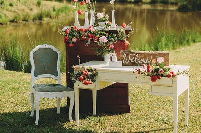 10 detalles para que tu recepción de boda sea la mejor y más original