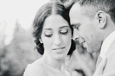 Descubra o look duplo desta noiva: um vestido de noiva perfeita para cada momento do casamento!