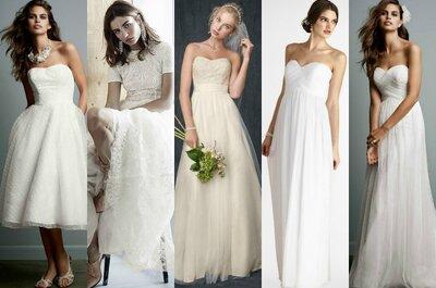 10 vestidos de novia preciosos (por menos de 300 euros)