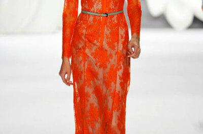 Vista-se de sofisticação: Colecção Carolina Herrera SS 2013