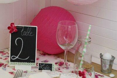 En un clic, je compose la décoration de mon mariage sur Les P'tites Fées!