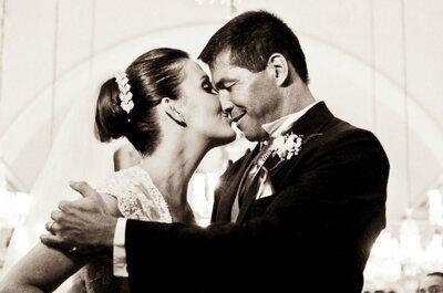 A foto de casamento mais votada do Brasil de 2012