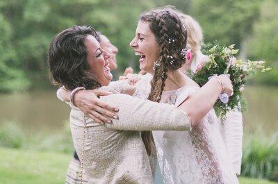 5 manières d'éviter que papa et maman se mêlent de l'organisation de votre mariage !