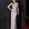 Hochzeitsgastkleid aus der Festmodenkollektion 2015 von Rosa Clará (8T278)