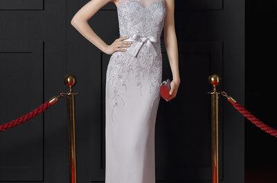 Collezione Rosa Clará 2015 per invitate di nozze: è possibile essere eleganti ed originali allo stesso tempo?