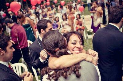 Quem realmente deve estar presente no seu casamento?