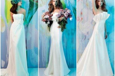 Pignatelli Collezione Fiorinda 2013, opere d'arte per la sposa elegante!