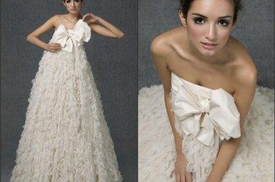 ¿Estás buscando un vestido de novia diferente?
