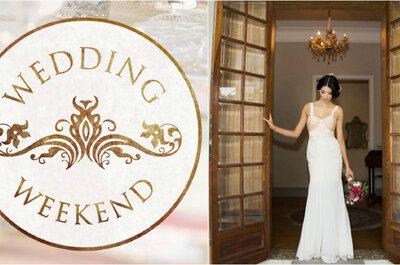 Wedding Weekend 2016 já tem data marcada em São Paulo: 27 e 28 de agosto!