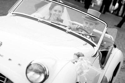 Dallo skateboard al trattore: i 5 mezzi di trasporto più originali per le vostre nozze