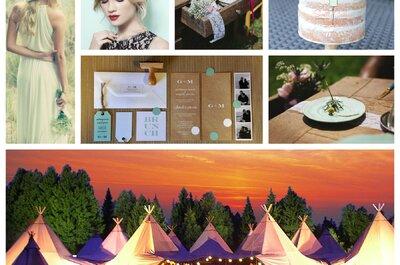 Safari chic, un thème de décoration sympa et original pour votre mariage
