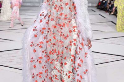 Semana de la moda alta costura en Paris: Los vestidos más hermosos para este 2015
