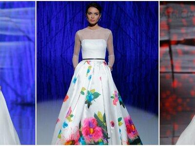Patricia Avendaño 2017: abiti da sposa e da cerimonia ricchi di stile ed eleganza