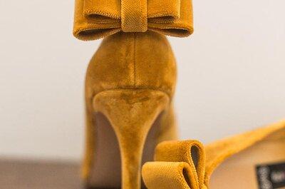 ¡Consigue gratis unos fantásticos zapatos de novia de Salo Madrid!