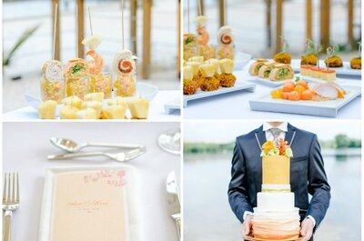 Hochzeitscatering 2016: Was schmeckt Brautpaar und Hochzeitsgästen am besten?
