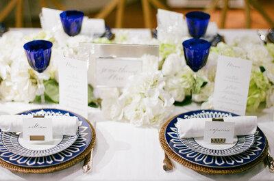 Venez admirer au Printemps Haussmann la table de mariage d'exception mise en scène par Les Têtes Chercheuses