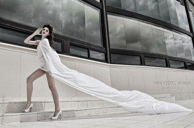 Estilo y originalidad en vestidos de novia made in Argentina