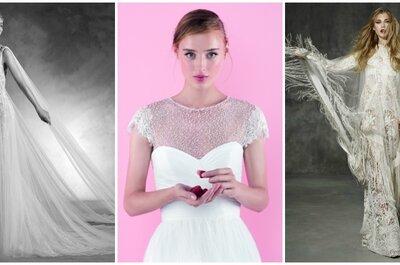 Las 10 mejores tiendas de vestidos de novia en Barcelona