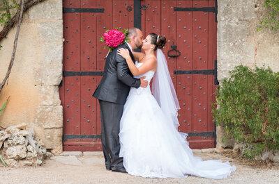 Le mariage festif sous le signe des pompiers d'Elodie et Damien