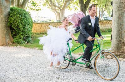 En 2016, on se met au transport écolo et responsable pour son mariage!