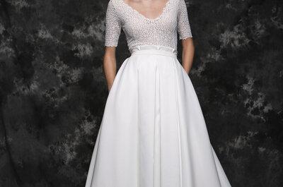 Vestidos de noiva: conheça as novas colecções dos designers portugueses.