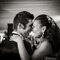 29. Momentos antes do beijo, grandes sorrisos cheios de amor.