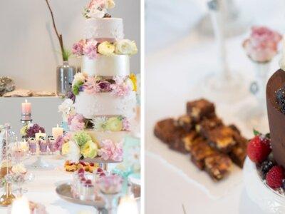 Versüssen Sie Ihre Hochzeitsfeier mit leckeren Hochzeitstorten und Sweet Tables! !