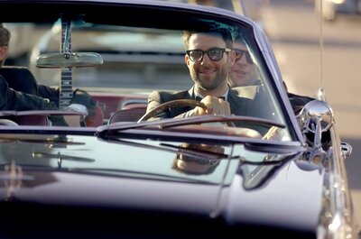Quand Maroon 5 s'invite à des mariages pour son single Sugar... voilà ce que ça donne!