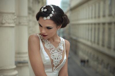 Os 10 melhores estilistas de vestidos de noiva de São Paulo: luxo e sofisticação!