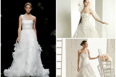 Diferentes estilos de vestidos de novia para tu boda