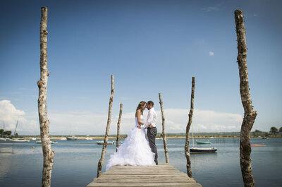 Le joli mariage dans une ferme alsacienne d'Elodie et Cyril