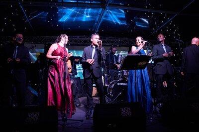 Las 6 mejores orquestas para matrimonios en Cali